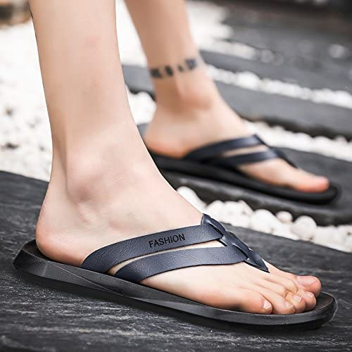 @Sandals Flip Flops Sommer Outdoor Beach Hausschuhe, Herrenschuhe, Koreanische Version