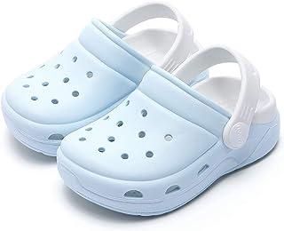 Kids Clogs Unisex Sandals Boys Girls Slippers Summer Garden Beach