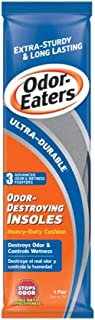 Odor Eaters Insoles Ultra-Durable (3 Pack)