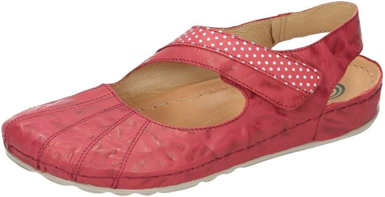Dr Brinkmann Brinkmann Brinkmann kvinnor - Sandale röd 710845 -4  shoppa nu
