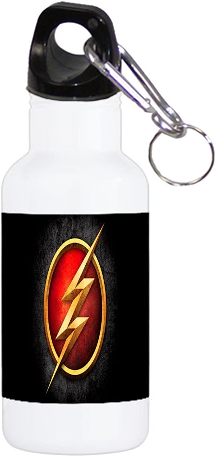 Comic Book Hero 20 ounce Stainless Water Bottle by Compass Litho