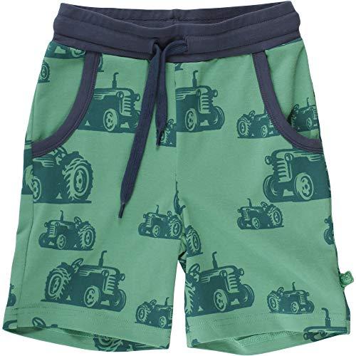 Fred'S World By Green Cotton Farming Shorts, Vert (Green 018602201), 92 Bébé garçon