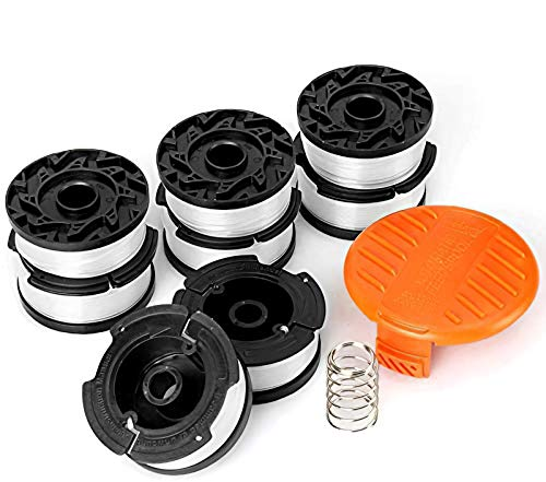 YWTESCH Line String Trimmer Replacement Spool, 30ft 0.065' Autofeed...