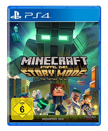 Minecraft Story Mode - Season 2 - Season Pass Disc [Edizione: Germania]
