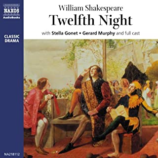 Twelfth Night cover art