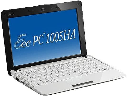 Asus Eee PC 1005HA-H 25 4 cm 10 Zoll Netbook Intel Atom N280 1 6GHz 1GB RAM 160GB HDD Intel GMA 950 XP Home Weiss Schätzpreis : 385,00 €