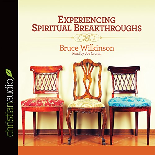 Experiencing Spiritual Breakthroughs audiobook cover art