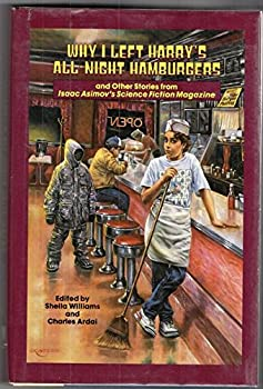 Why I Left Harry's All Night Hamburgers and Other Stories 0440213940 Book Cover