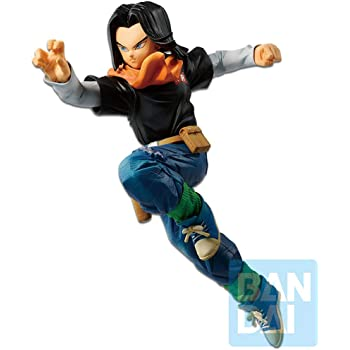 Bandai México Banpresto The Android Battle With Dragon Ball Fighterz Androide 17