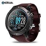 Zeblaze Vibe 3 Pro Sports Tracker Bluetooth Smartwatch, sincronización de la información de gestión de la Salud Pulsera Inteligente Impermeable Extra Larga Espera, Cozy-TT