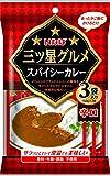 いなば食品 三ツ星グルメスパイシーカレー辛口 (150g×3袋)