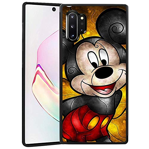 DISNEY COLLECTION PC and TPU Case Galaxy Note 10 Plus Disney Mickey Mouse
