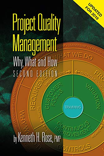 Compare Textbook Prices for Project Quality Management, Second Edition: Why, What and How 2nd Revised ed. Edition ISBN 9781604271027 by Rose, Kenneth
