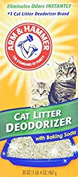 Buy ARM & HAMMER Cat Litter Deodorizer With Activated Baking Soda