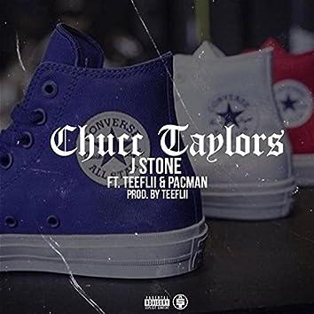 Chucc Taylors (feat. Teeflii & Pacman)