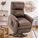 Best Power Lift Recliners - GOOD & GRACIOUS Power Lift Chair Electric Recliner Review