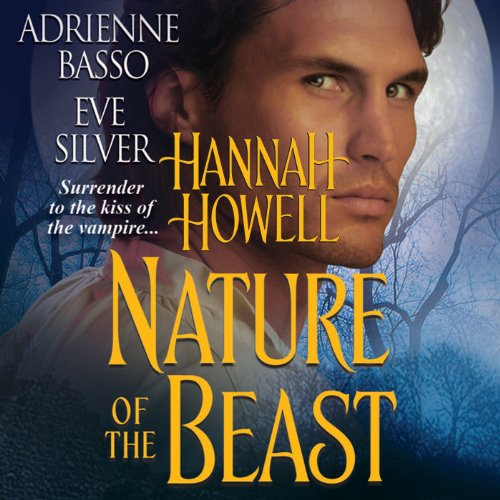 Nature of the Beast audiobook cover art