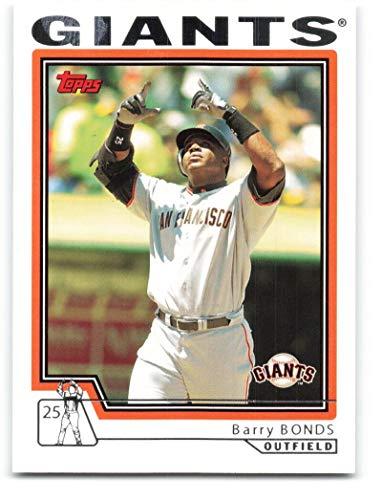 2004 Topps Traded #T221 Barry Bonds NM-MT San Francisco Giants Baseball