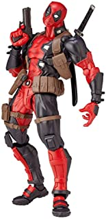 Deadpool Garage Kits Action Figure Model Movable Marvel Toy 16CM