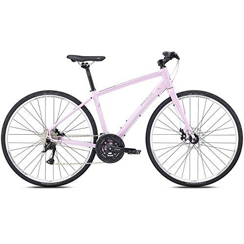 28 Zoll Crossrad Fuji Silhouette 1.7 Fitness Women Damen Fahrrad Pink, Rahmengrösse:43 cm, Farbe:Powder Pink