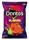 Doritos Tortilla Chips, Flamas, 7.625 oz