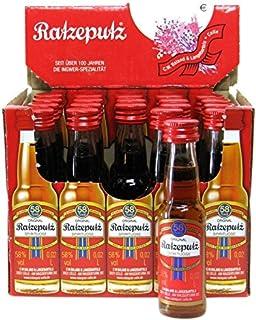 Ratzeputz Kräuterlikör 20 x 2 cl Miniaturen