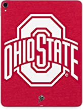 Skinit Decal Tablet Skin for iPad Pro 12.9in (2018) - Officially Licensed Ohio State University OSU Ohio State Buckeyes Red Logo Design