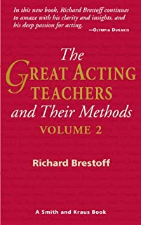 The Great Acting Teachers and Their Methods: 2