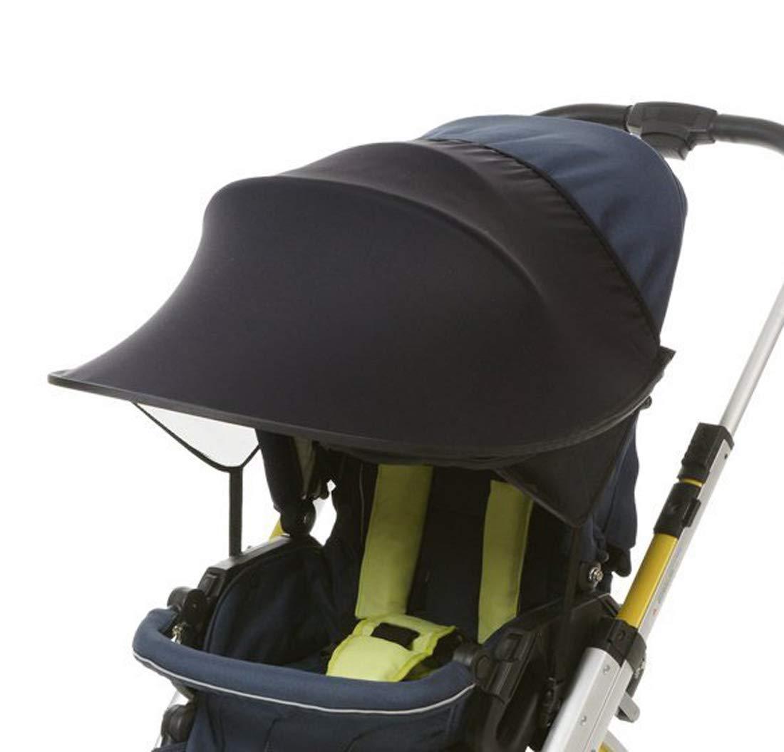 Summer Stroller Cover Sun Shade for Universal Fit Sunshade Sun Rain Cover Anti-UV Umbrella Canopy Parasol for Carriage Car Seat Stroller Jogger
