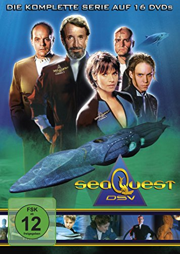 SeaQuest - Die komplette Serie [16 DVDs]
