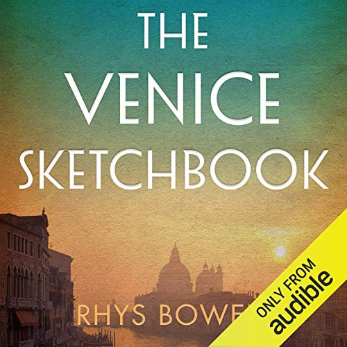 The Venice Sketchbook Audiobook By Rhys Bowen cover art