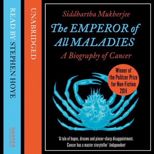 The Emperor of All Maladies cover art