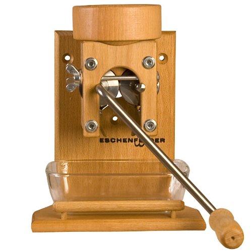 Korn-Quetsche Wandmodell mit Holztrichter