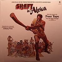 Shaft in Africa Lp Soundtrack