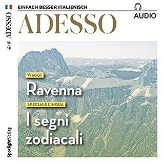 ADESSO Audio - Ravenna. 13/2018 Titelbild