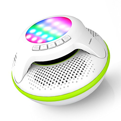 Portable Floating Waterproof Bluetooth Speaker