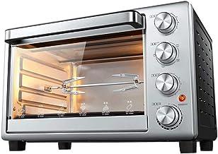 HIZLJJ Four électrique multifonction avec grille supérieure et grille de cuisson, four à micro-ondes et grille-pain, four ...