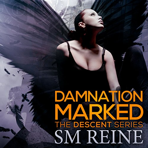 Damnation Marked audiobook cover art