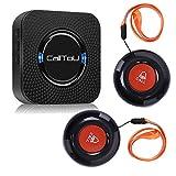 CallToU Wireless Caregiver Pager Call Button Nurse...