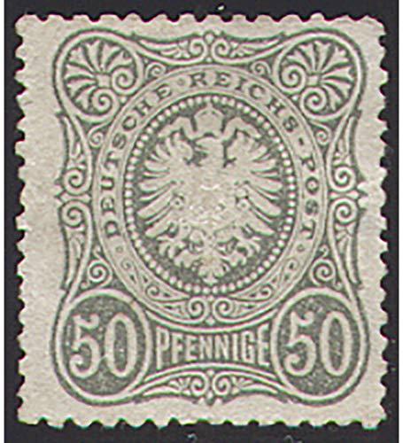 Goldhahn Deutsches Reich Nr. 38