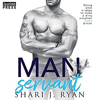 Manservant                   Written by:                                                                                                                                 Shari J. Ryan,                                                                                        Lisa Brown - editor                               Narrated by:                                                                                                                                 Victoria Mei                      Length: 8 hrs and 36 mins     Not rated yet     Overall 0.0