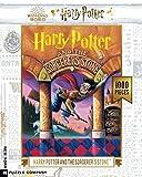 New York Puzzle Company - Harry Potter Sorcerer's Stone - 1000 Piece Jigsaw Puzzle by New York Puzzle Company