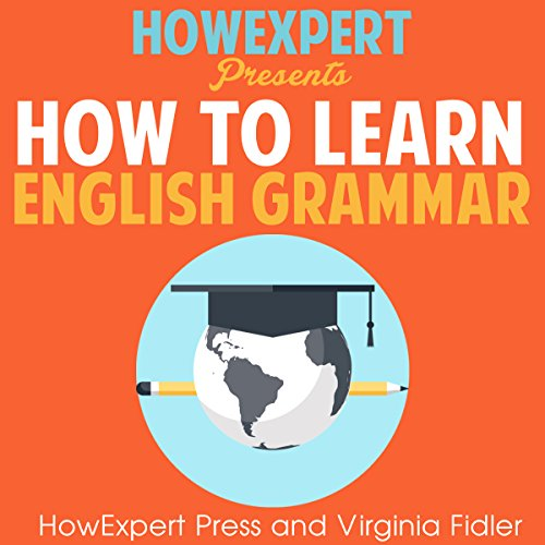 How To Learn English Grammar audiobook cover art