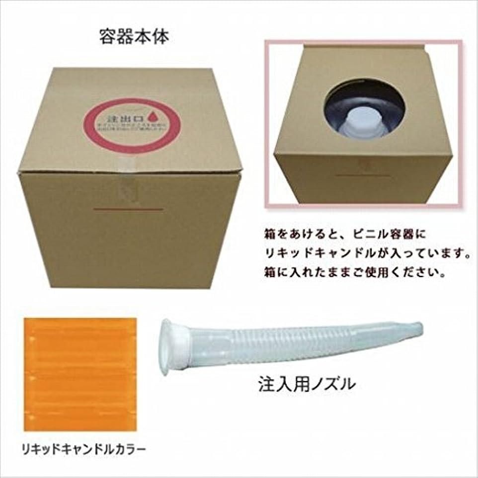ステレオタイプ一般化する正当なカメヤマキャンドル(kameyama candle) リキッドキャンドル5リットル 「 シャンパンゴールド 」