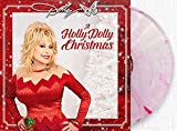 A Holly Dolly Christmas - Exclusive Club Members Only Edition Peppermint Colored Vinyl LP