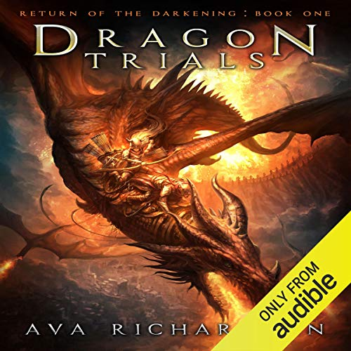 Dragon Trials cover art
