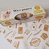 Papel encerado para envolver alimentos, papel a prueba de grasa, papel de picnic para sándwich de pan, hamburguesa, patatas fritas