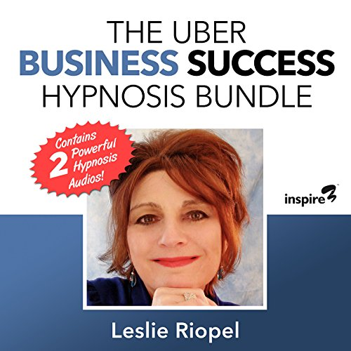 The Uber Business Success Hypnosis Bundle audiobook cover art