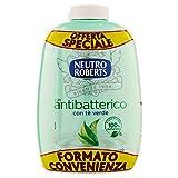 Neutro Roberts Sapone Liquido Nutriente con Tè Verde, Sapone Liquido per le Mani con Ingredienti Naturali,...