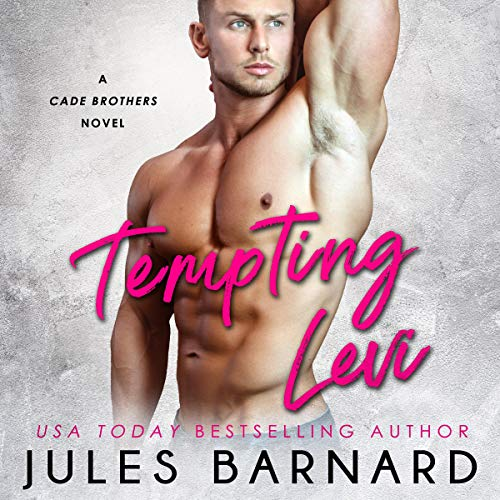 Tempting Levi     Cade Brothers, Book 1              Written by:                                                                                                                                 Jules Barnard,                                                                                        Punch Audio                               Narrated by:                                                                                                                                 Zachary Webber,                                                                                        Susannah Jones                      Length: 6 hrs and 6 mins     Not rated yet     Overall 0.0